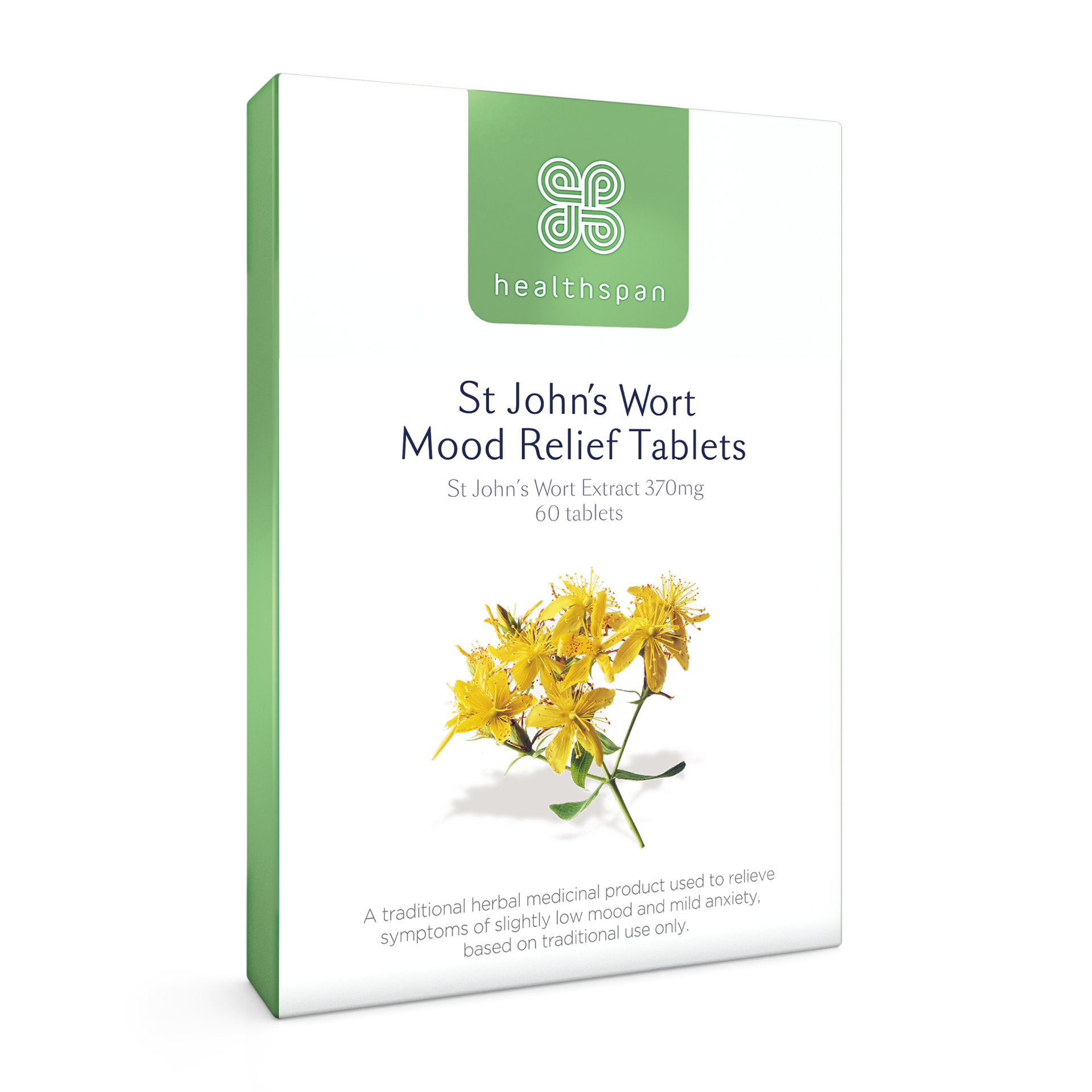St John's Wort Mood Relief THR tablets