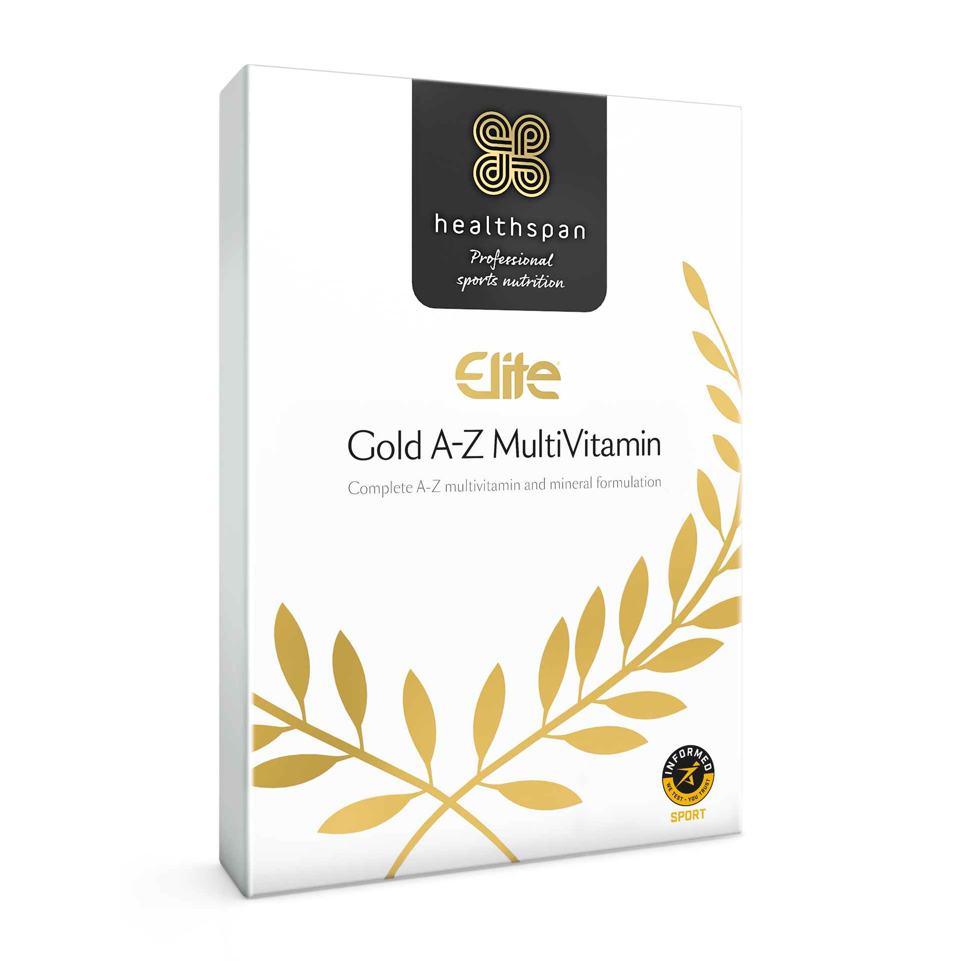 Elite Gold A-Z MultiVitamin