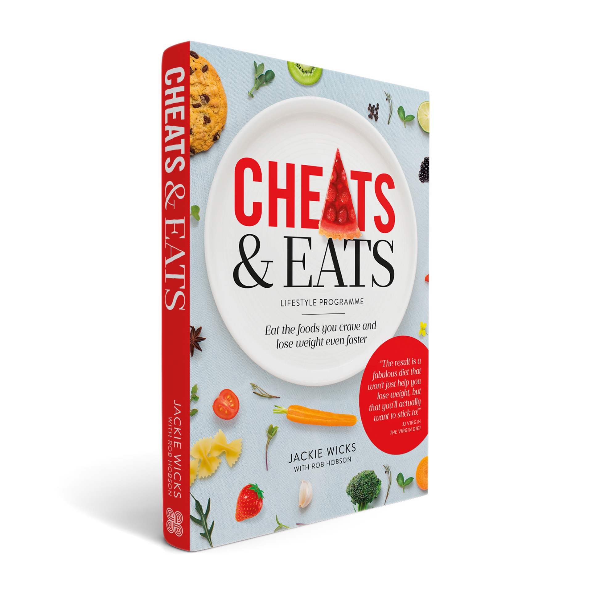 Cheats and Eats Paperback Book