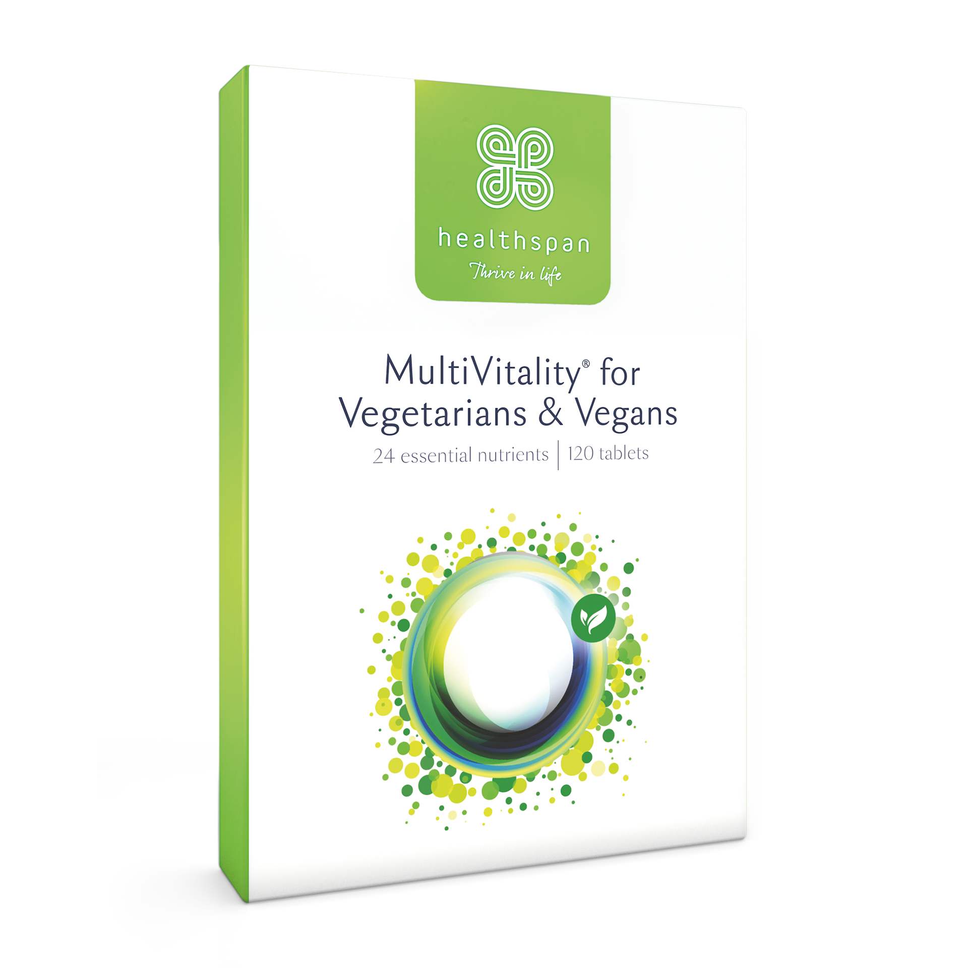 MultiVitality for Vegetarians & Vegans