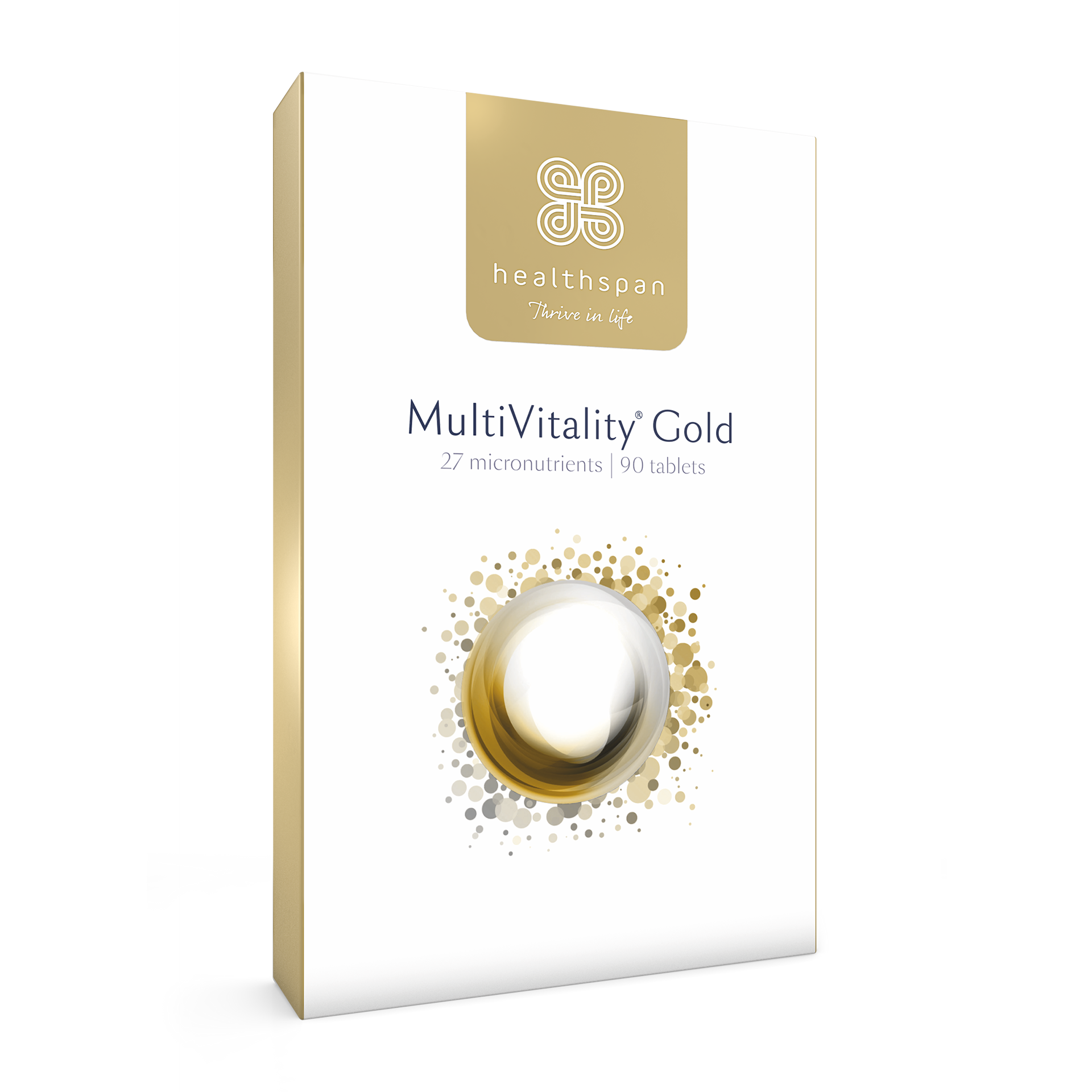 MultiVitality Gold 90 pack