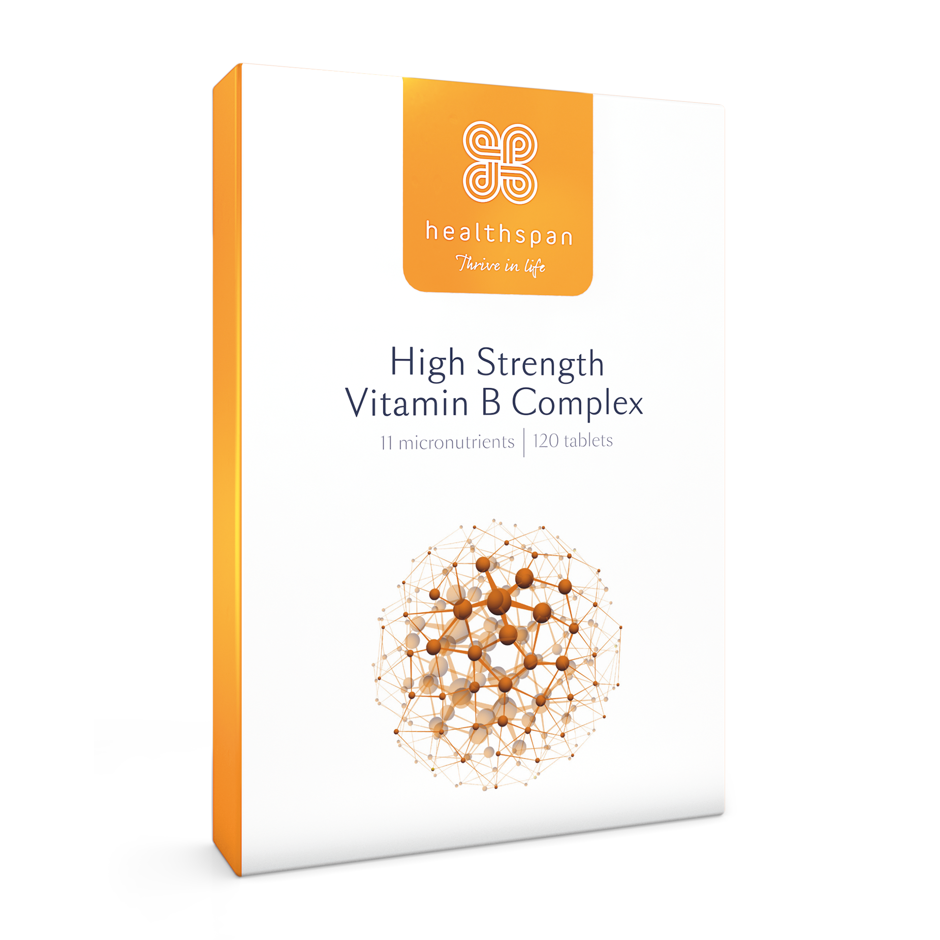 High Strength Vitamin B Complex