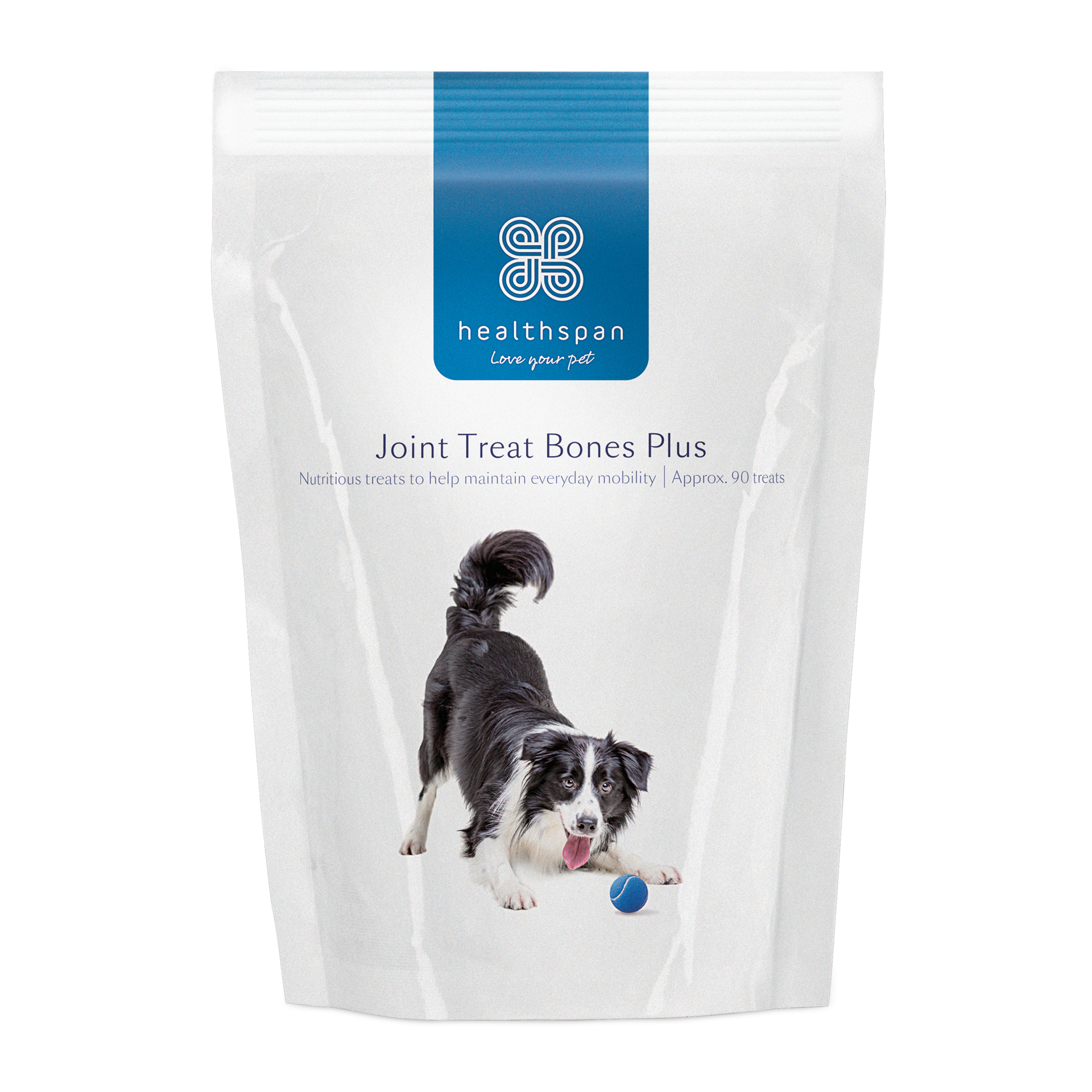 Joint Treats Bones Plus pouch